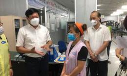 Doanh nghiệp, công nhân  tại các khu công nghiệp phải ký cam kết phòng chống dịch