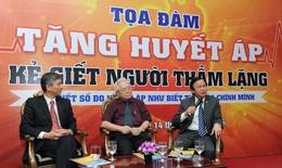 48% người Việt tăng huyết áp - Báo động đỏ