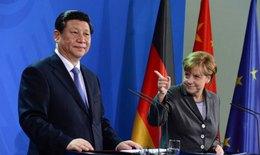 """Thủ tướng Đức thăm Trung Quốc: """"Mật đã không còn ngọt"""""""