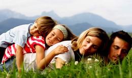 6 bí quyết để gia đình hòa thuận hạnh phúc