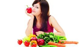 Ăn nhiều rau  quả, mọi người thấy hạnh phúc hơn