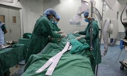Chữa bệnh tim ngay tại quê nhà, như ở BV Bạch Mai