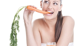 """Những công dụng """"không tưởng"""" của cà rốt"""