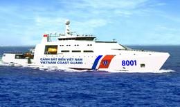 Cảnh sát biển cứu nạn thành công ngư dân đảo Thổ Châu vào mùng 2 Tết