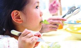 Chế độ ăn cho trẻ bị viêm cầu thận cấp