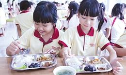 Chế độ dinh dưỡng cho trẻ em học đường