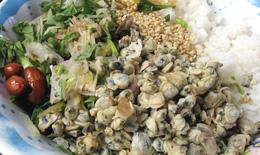 Trai, hến - món ăn giàu dinh dưỡng, giải nhiệt hè