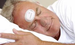 Miếng dán dùng một lần phát hiện chứng ngưng thở khi ngủ