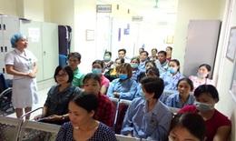 Tăng cường công tác đào tạo về kiểm soát nhiễm khuẩn bệnh viện