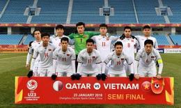 Thủ tướng tặng bằng khen các tuyển thủ U23 Việt Nam