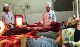 Bệnh viện chung tay cùng bệnh nhân chống rét