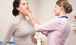 Ngừa biến chứng do suy tuyến giáp ở thai phụ