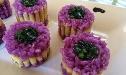 Phẩm màu thiên nhiên dùng chế biến món ăn