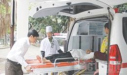 Chuyển tuyến cấp cứu sản khoa