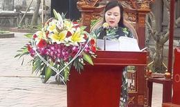 Bộ trưởng Bộ Y tế dâng hương tưởng niệm Đại danh y - Thiền sư Tuệ Tĩnh