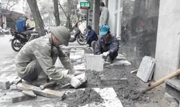Ðề xuất xử lý hàng loạt cán bộ vụ lát đá vỉa hè ở Hà Nội