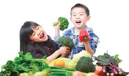 Dùng thuốc trị táo bón ở trẻ em