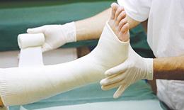 Phương pháp nắn, bó bột, tập vận động trong điều trị gãy xương