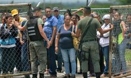 """""""Nóng"""" bầu cử Tổng thống Venezuela"""