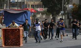 """""""Sóng dữ"""" ở Gaza"""