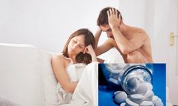 Mấy chú ý khi dùng thuốc  chữa rối loạn sinh dục nam