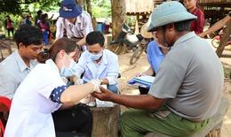 Ðiều tra ca bệnh và ổ bệnh trong loại trừ sốt rét