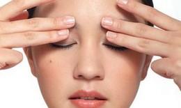 Xoa bóp bấm huyệt, dưỡng sinh hỗ trợ chữa suy giảm thị lực và lão hóa mắt