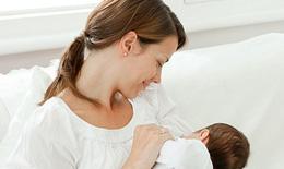 Những lưu ý khi bà mẹ cho con bú mà có thai