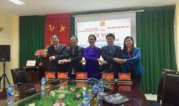 Công đoàn Y tế Việt Nam ký quy chế phối hợp với 4 Liên đoàn Lao động thành phố trực thuộc Trung ương