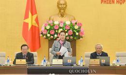 Khai mạc phiên họp thứ 30 Ủy ban Thường vụ Quốc hội