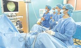 """Ung thư bàng quang: """"khả quan nếu điều trị sớm"""""""