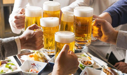 Gánh nặng bệnh tật toàn cầu tăng do rượu, bia