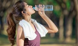 Uống nước sao cho đúng và đủ?