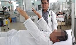 TP.HCM: 17 bệnh viện có thể tiếp nhận và điều trị bệnh đột quỵ