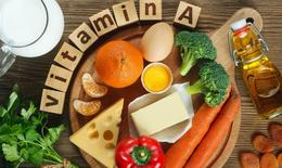 Vitamin A giúp giảm rủi ro mắc ung thư da
