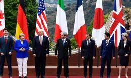 """G7 """"nóng"""" vì chiến tranh thương mại"""