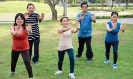 Lợi ích của tập luyện với  sức khỏe tim mạch