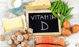 Cách bổ sung vitamin D vào mùa đông hiệu quả
