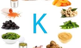 Vitamin K giúp xương khỏe mạnh và ngừa bệnh tim mạch