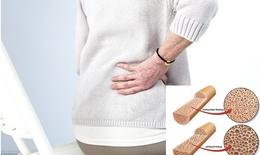 Canxi và vitamin D làm giảm gãy xương ở phụ nữ mãn kinh