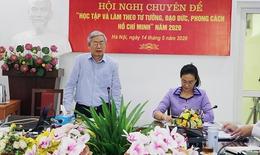 """CĐYTVN tổ chức Hội nghị chuyên đề """" Học tập và làm theo tư tưởng, đạo đức, phong cách Hồ Chí Minh"""" năm 2020"""