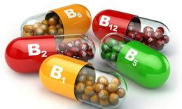 Tác dụng của vitamin nhóm B với hệ thần kinh