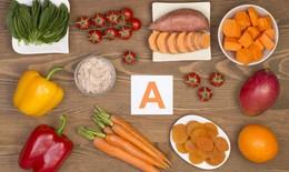 Cảnh giác ngộ độc vitamin A khi dùng kéo dài