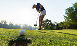Chấn thương thường gặp ở người chơi golf  và cách phòng tránh