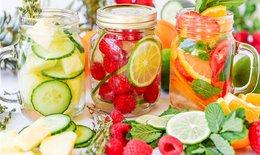 Giảm cân bằng đồ uống: Đâu  là lựa chọn đúng?
