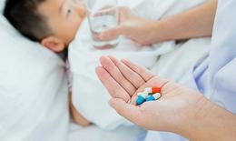 Lưu ý dùng thuốc khi trẻ bị sốt