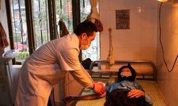 Cơ sở y tế chống rét cho người bệnh
