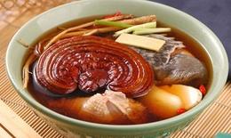 Món ăn bồi bổ từ nấm linh chi