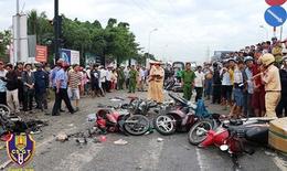 5 ngày nghỉ Tết, tai nạn giao thông giảm cả ba tiêu chí