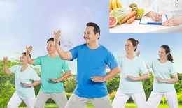 Phòng, chống ung thư bằng dinh dưỡng và lối sống